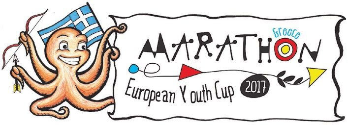 marathon european youth cup 2017 logo